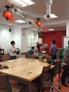 NCSU Maker Space in D.H. Hill